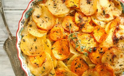 Блюда из картофеля - 159