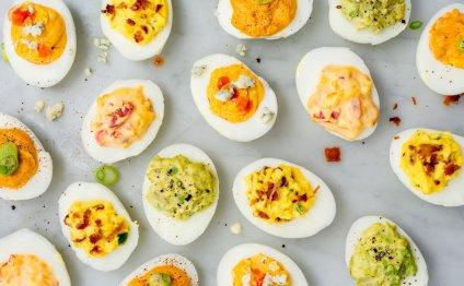 Блюда из яиц - 53 простых и