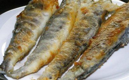 Как приготовить ледяную рыбу