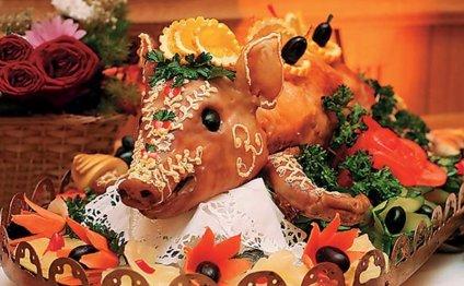 Пищевые качества мяса диких