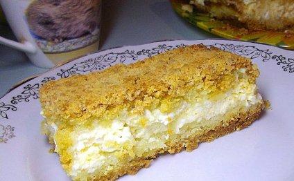 Песочное тесто для пирога с