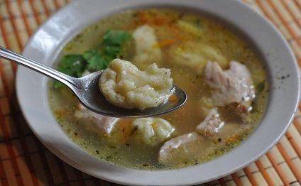 Как сделать клёцки для супа: