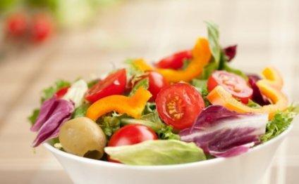 по приготовлению салатов