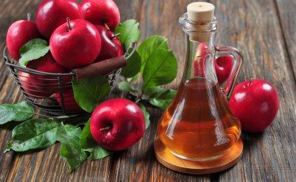 Яблочный уксус - полезные